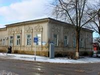 Приморско-Ахтарск, улица Тамаровского, дом 7. многоквартирный дом