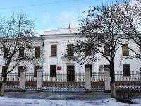 Primorsko-Akhtarsk, Tamarovsky st, house 9. court