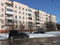 Primorsko-Akhtarsk, Aviagorodok district, house 7. Apartment house