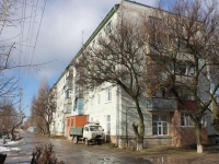 Приморско-Ахтарск, улица Дзержинского, дом 1. многоквартирный дом