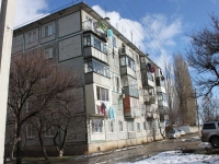 Primorsko-Akhtarsk, Dzerzhinsky st, house 3. Apartment house