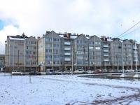 Приморско-Ахтарск, улица Фестивальная, дом 57. многоквартирный дом