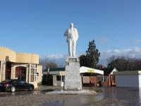 Primorsko-Akhtarsk, 纪念碑 В.И. ЛенинуNaberezhnaya st, 纪念碑 В.И. Ленину