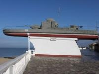 Primorsko-Akhtarsk, 纪念碑 морякам Азовской флотилииNaberezhnaya st, 纪念碑 морякам Азовской флотилии