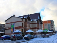 Приморско-Ахтарск, улица Ленина, дом 2. гостиница (отель)