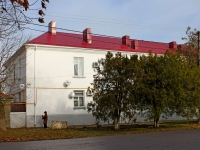 Primorsko-Akhtarsk, Lenin st, house 69. Apartment house