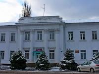 Primorsko-Akhtarsk, Lenin st, 房屋 70. 图书馆