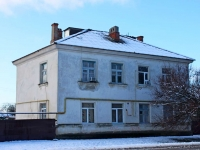 Primorsko-Akhtarsk, Lenin st, house 86. Apartment house