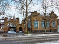 Primorsko-Akhtarsk, museum Приморско-Ахтарский историко-краеведческий музей, Lenin st, house 91