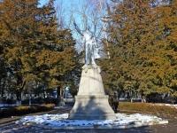Приморско-Ахтарск, памятник В.И. Ленинуулица Ленина, памятник В.И. Ленину