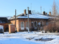 Приморско-Ахтарск, улица Железнодорожная, дом 2. многоквартирный дом