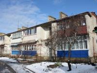 Primorsko-Akhtarsk, Zheleznodorozhnaya st, house 35. Apartment house