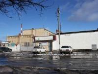 Primorsko-Akhtarsk, factory Приморско-Ахтарский молочный завод, Zheleznodorozhnaya st, house 38