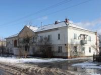 Приморско-Ахтарск, улица Железнодорожная, дом 40. многоквартирный дом