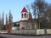 Primorsko-Akhtarsk, temple новомученников и исповедников Российских, Komissar Shevchenko st, house 99 к.2