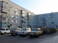 Primorsko-Akhtarsk, st Komissar Shevchenko, house 101 к.4. Apartment house