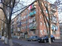 Primorsko-Akhtarsk, st Komissar Shevchenko, house 107. Apartment house