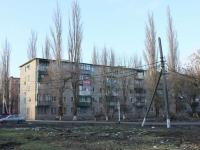 Приморско-Ахтарск, улица Комиссара Шевченко, дом 109. многоквартирный дом