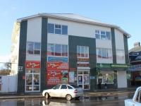 Primorsko-Akhtarsk, st Kosmonavtov, house 37. multi-purpose building
