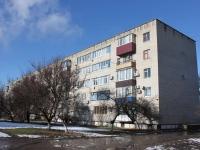 Приморско-Ахтарск, улица Октябрьская, дом 70. многоквартирный дом