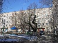 Приморско-Ахтарск, улица Октябрьская, дом 72. многоквартирный дом