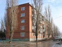 Приморско-Ахтарск, улица Островского, дом 3. многоквартирный дом
