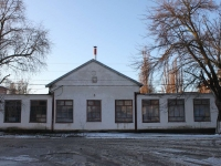 Primorsko-Akhtarsk, Proletarskaya st, house 4. multi-purpose building