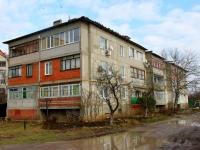 Приморско-Ахтарск, улица Юности, дом 11. многоквартирный дом