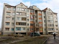 Приморско-Ахтарск, улица Юности, дом 17. многоквартирный дом