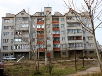 Primorsko-Akhtarsk, Yunosti st, house 19. Apartment house