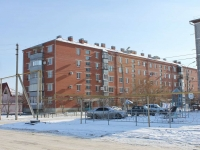 Slavyansk-on-Kuban, Batareynaya st, house 384/1. Apartment house
