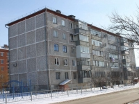 Slavyansk-on-Kuban, Batareynaya st, house 384А. Apartment house