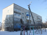 Slavyansk-on-Kuban, Bolnichnaya st, house 4/1. Apartment house