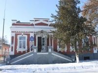 Slavyansk-on-Kuban, 博物馆 Славянский историко-краеведческий музей, Dzerzhinsky st, 房屋 255