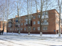 Slavyansk-on-Kuban, Krasnaya st, house 17. Apartment house