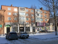 Slavyansk-on-Kuban, Krasnaya st, 房屋 36. 带商铺楼房