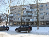 Slavyansk-on-Kuban, Krasnaya st, house 37. Apartment house