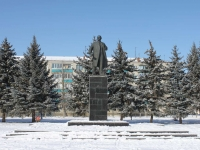 Slavyansk-on-Kuban, monument В.И. ЛенинуKrasnaya st, monument В.И. Ленину