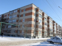Slavyansk-on-Kuban, Troitskaya st, house 232. Apartment house