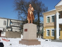 Slavyansk-on-Kuban, monument В.И. ЛенинуTroitskaya st, monument В.И. Ленину