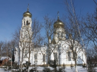 Славянск-на-Кубани, собор Свято-Успенский, улица Запорожская, дом 38