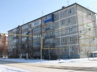 Slavyansk-on-Kuban, Kazachya st, 房屋 111. 公寓楼