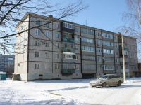 Slavyansk-on-Kuban, Kovtyukh st, house 89. Apartment house