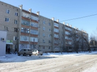 Slavyansk-on-Kuban, Krupskoy st, house 217А. Apartment house
