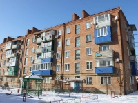 Slavyansk-on-Kuban, Krupskoy st, house 247. Apartment house