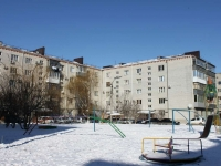 Slavyansk-on-Kuban, Otdelskaya st, house 258. Apartment house