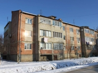 Slavyansk-on-Kuban, Komsomolskaya st, 房屋 116. 公寓楼