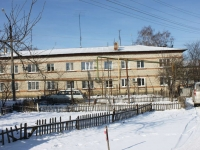 Slavyansk-on-Kuban, Polkovaya st, 房屋 399. 公寓楼