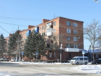 Slavyansk-on-Kuban, st Shkolnaya, house 297. Apartment house