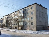 Slavyansk-on-Kuban, Lermontov st, house 203. Apartment house